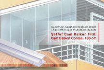 Cam Balkon Fitilleri