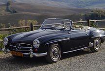 Italian Wedding Car Inspiration / To match your dream Italian wedding, you need a cute, vintage car.