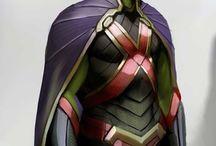 DC Universe - Martian Manhunter