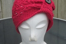 Crochet- adult hats
