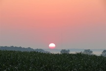 My sunrises and sunsets