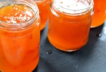 canning, preserving, condiments / preserves, jams, etc