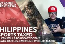Philippine Gaming News / Filipino video game news and updates