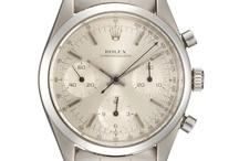 Klockor  / Väggur, armbandsur , ur i hänge mm
