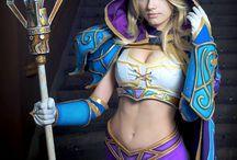 Cosplay Art / Amazing cosplay disguises