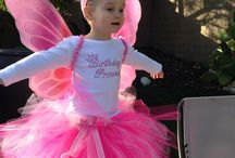 Mia's 3rd Birthday  / Her fairy outfit
