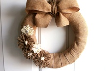Wreaths / by Jenny Stec
