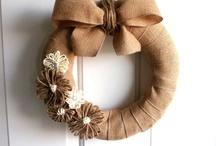 Wreaths / by Jenny Stec