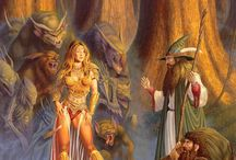 Larry Elmore / Collection of works by Larry Elmore