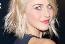 Chelle's Hairstyle Ideas / Here are some hairstyles I like. Colors and cuts that are pretty. Maybe I'll try them, but honestly my 3rd grade bowl cut is going to look good on Julianne Hough.