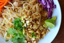 Thai/Vietnamese etc. / Thai food recipes / by Dana Brown