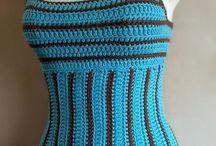 Crochet Tank Top Pattern For Women Sleeveless Camisole Shirt