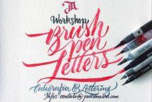 Calligraphy / by Polli Di Castro
