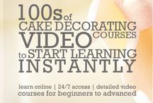 Baking classes online / Learn to bake and decorate