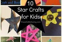 звезды поделки \ star crafts