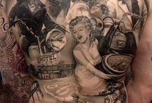 Mick / Tattoo