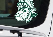 Michigan State LOVE ♥️ / by Nudge Printing