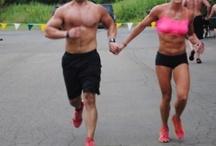 fitness  / go hard or go home / by renee alisha