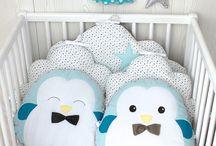 бортики на кровати