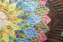 Dahlia quilt