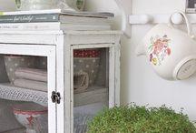 Inspirasjon til huset / Interiør, hvitt, hjem, home, house
