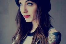 Tattoos & skelletons