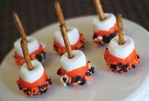 Marshmallow halloween 2