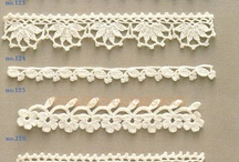 Crocheted Borders / by Lynn Epton-Siler