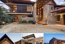 Contemporary Homes / Explore Contemporary Exterior Photos and Find Architectural Designs