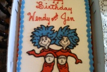 Thing 1 & 2 Birthday Party