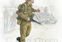 Irish Rifles