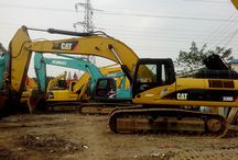 USED EXCAVTORS / We are professional used construction machines dealer If you need any used construction machines, you could contact me directly Mr Michael  Tel & Whatsapp: +8613166402529  Skype: Pengcheng402 Shanghai Pengcheng Construction Machinery Co., Ltd ShangHai,China