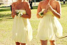 Kimbo bridesmaid ideas