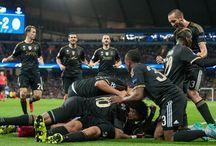 [GALERI] Momen-moemn terbaik kejayaan Juventus di Etihad Stadium / Gol Mario Mandzukic dan Alvaro Morata berhasil membawa Juventus meraih 3 poin pertama