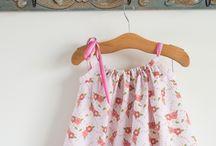 vestidos para meninas.