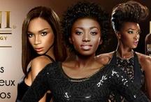 Mizani / Produits Mizani par L'Oréal : http://www.hairstore.fr/mizani.htm  Gamme de soins dédiés aux cheveux frisés, crépus, afros. Une réponse aux besoins spécifiques des cheveux etniques.