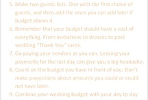 How to: From NYGetsWed.com / by NY Gets Wed