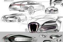 AUTOMOTIVE | Sketch