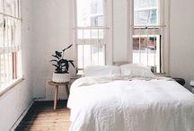 Slaapkamer Interieuren