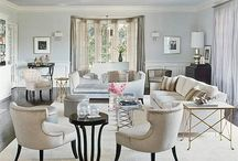 Blue Gray Rooms