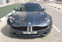 Fisker Karma / World's First Luxury Electric Vehicle