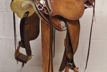 Handmade Western Saddles / Handmade western saddles by www.tokalasha.com