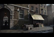 The Order 1886  Environment