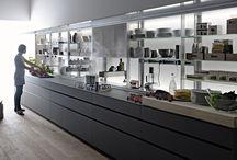 Sleek Kitchens / Various ranges available at Callum Walker Interiors
