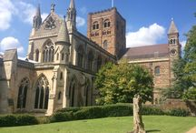 Cool Churches & Cathedrals / Churches and Cathedrals in England. You can visit them too see www.yeoldeenglandtours.co.uk