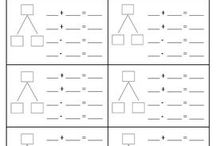 Matematika 1.třída
