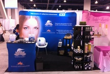 White Egret Personal Care at Trade Shows