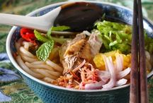 L'Asie du Sud Est et sa cuisine : Thaïlande, Vietnam, Cambodge etc.