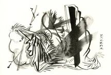 Mind forms Ink Art