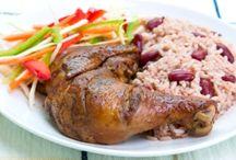 Jamaican Food / by Michael Saab